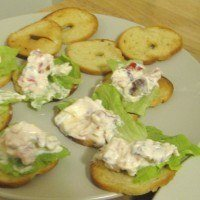 When BLT Dip Dissapoints and Bagel Chips Can't Stand the Pressure