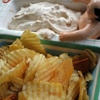 How to Host Your Own Dip Party