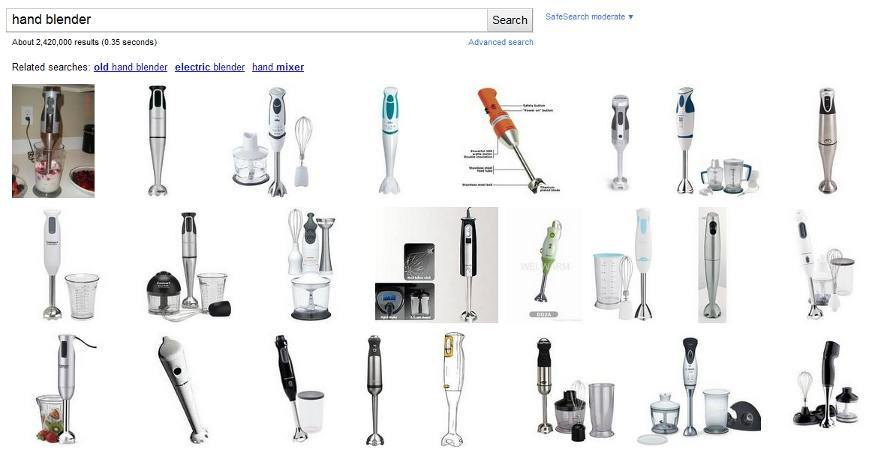 types of hand blenders