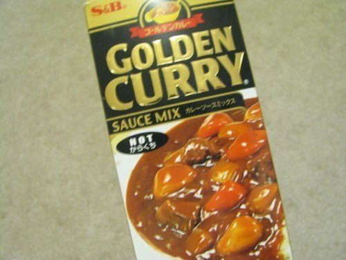 golden curry seasoning