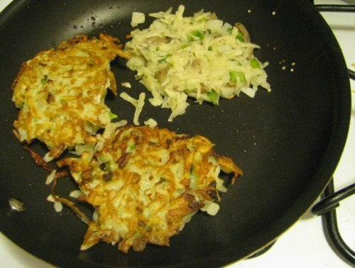 recipe for potato pancakes