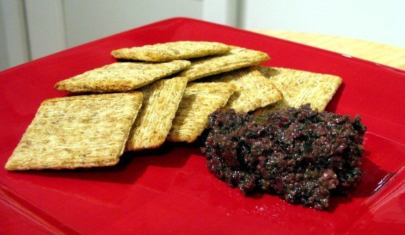 How to make Tapenade dip