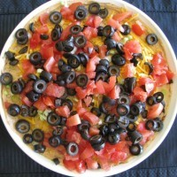 185,220 Ways to Make Seven-Layer Dip