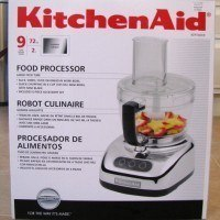 A Review for the KitchenAid 9 Cup Food Processor KFP740