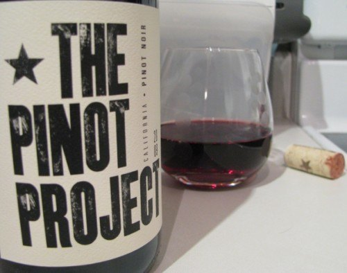 the pino project wine