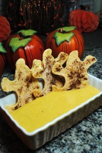 sweet pumpkin dip by Sweetlife