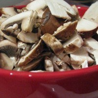 How I Made Marsala Mushroom Sauce