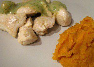 lime ginger chutney sauce