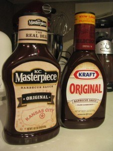 KC Masterpiece versus Kraft Original