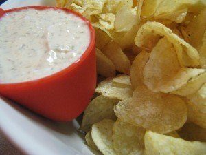 chip dip with yogurt