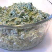 A Spinach and Bacon Dip for Friends