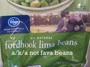 frozen fordhook lima beans