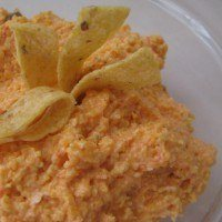 A Traditional Pimento Cheese Dip