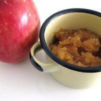 What Fall Tastes Like: Apple Pumpkin Sauce