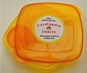 dip recipes for endive dipper