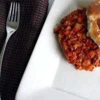 "Say ""No"" to Sloppy Joe Seasoning Packets. Make These Slow Cooker Joe's Instead."