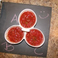 Salsa Buying Tip: When Eating Basic, Buy The Cheapest.