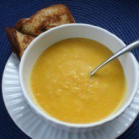 An Easy Butternut Squash Soup