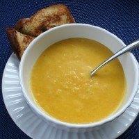 An Easy Butternut Squash Soup