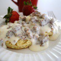 It's All Gravy. An Easy Sausage Gravy Recipe.