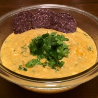 Green Chili Queso Dip Recipe